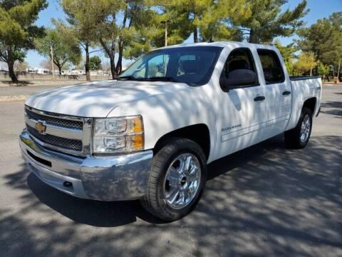 2013 Chevrolet Silverado 1500 for sale at Matador Motors in Sacramento CA