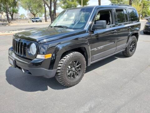 2016 Jeep Patriot for sale at Matador Motors in Sacramento CA