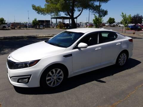 2015 Kia Optima for sale at Matador Motors in Sacramento CA