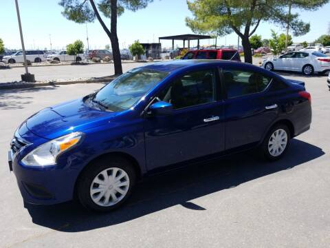 2018 Nissan Versa for sale at Matador Motors in Sacramento CA