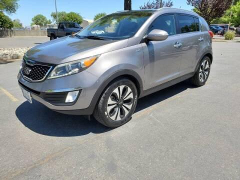 2012 Kia Sportage for sale at Matador Motors in Sacramento CA