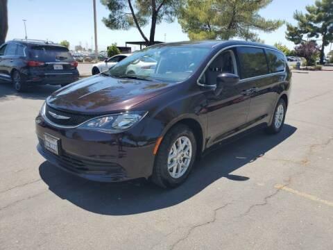2017 Chrysler Pacifica for sale at Matador Motors in Sacramento CA
