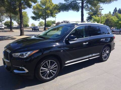 2017 Infiniti QX60 for sale at Matador Motors in Sacramento CA