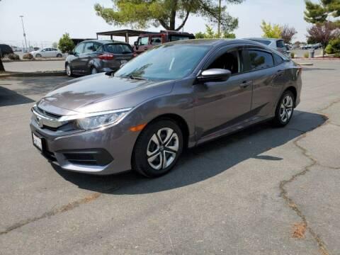 2018 Honda Civic for sale at Matador Motors in Sacramento CA