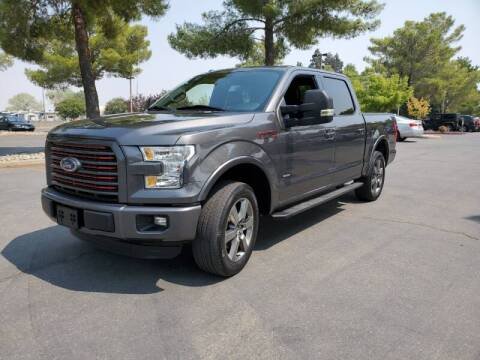 2015 Ford F-150 for sale at Matador Motors in Sacramento CA