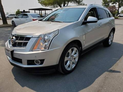 2010 Cadillac SRX for sale at Matador Motors in Sacramento CA