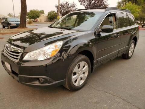 2012 Subaru Outback for sale at Matador Motors in Sacramento CA