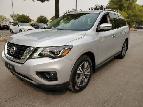 2017 Nissan Pathfinder for sale at Matador Motors in Sacramento CA