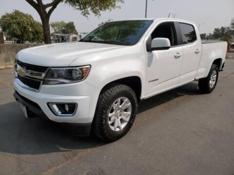 2016 Chevrolet Colorado for sale at Matador Motors in Sacramento CA