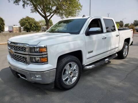 2014 Chevrolet Silverado 1500 for sale at Matador Motors in Sacramento CA