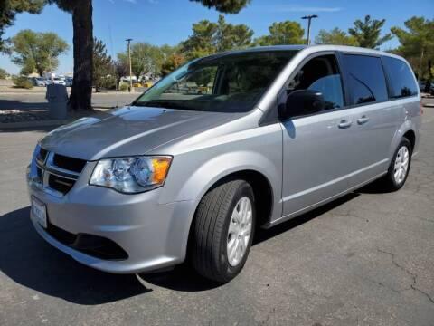 2018 Dodge Grand Caravan for sale at Matador Motors in Sacramento CA