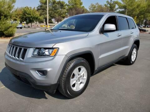 2015 Jeep Grand Cherokee for sale at Matador Motors in Sacramento CA