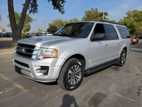 2015 Ford Expedition EL for sale at Matador Motors in Sacramento CA