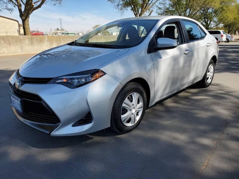 2017 Toyota Corolla for sale at Matador Motors in Sacramento CA