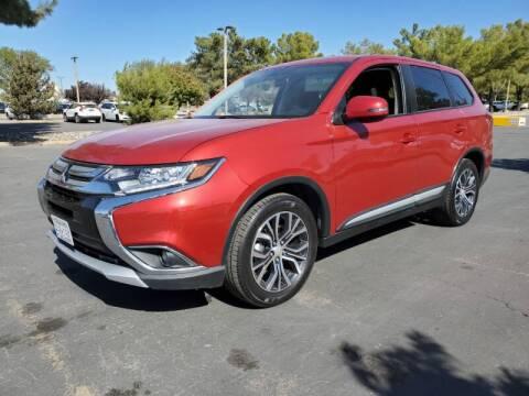 2018 Mitsubishi Outlander for sale at Matador Motors in Sacramento CA