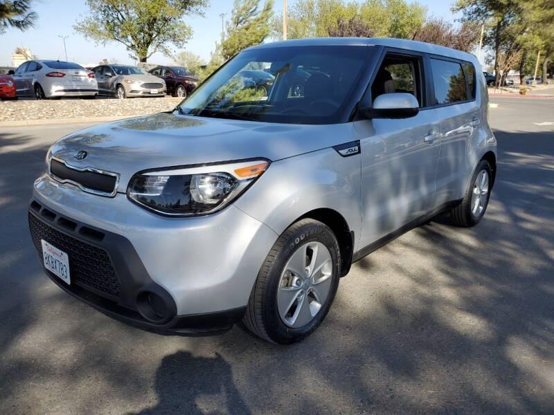 2016 Kia Soul for sale at Matador Motors in Sacramento CA