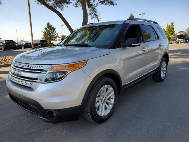 2014 Ford Explorer for sale at Matador Motors in Sacramento CA