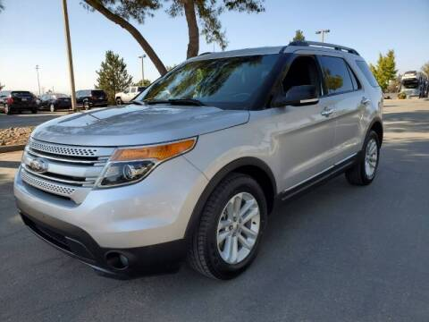 2014 Ford Explorer for sale at Matador Motors in Sacramento CA