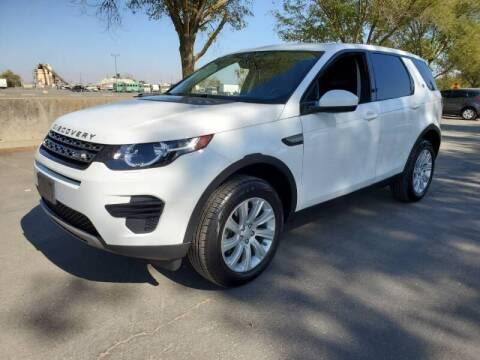 2017 Land Rover Discovery Sport for sale at Matador Motors in Sacramento CA