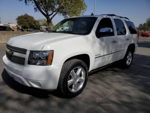 2010 Chevrolet Tahoe for sale at Matador Motors in Sacramento CA