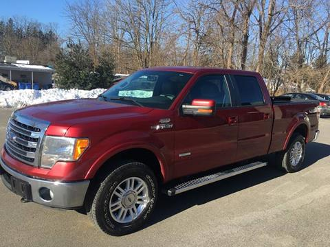 2013 Ford F-150 for sale in Schenectady, NY