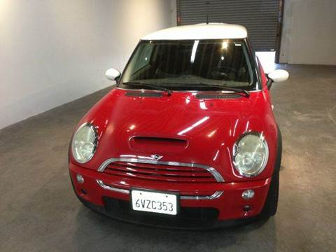 2003 MINI Cooper for sale at PRIUS PLANET in Laguna Hills CA