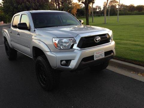 2012 Toyota Tacoma for sale at PRIUS PLANET in Laguna Hills CA