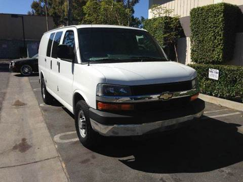 2008 Chevrolet Express for sale at PRIUS PLANET in Laguna Hills CA