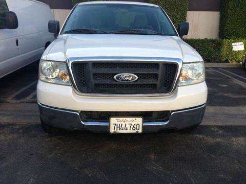 2004 Ford F-150 for sale at PRIUS PLANET in Laguna Hills CA