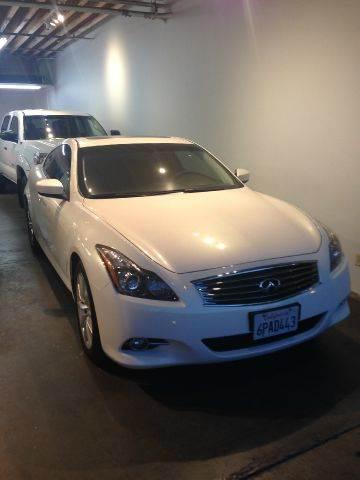 2011 Infiniti G37 for sale at PRIUS PLANET in Laguna Hills CA