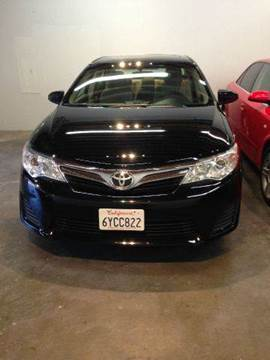 2012 Toyota Camry for sale at PRIUS PLANET in Laguna Hills CA