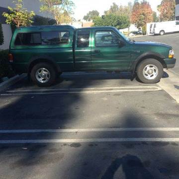 1999 Ford Ranger for sale at PRIUS PLANET in Laguna Hills CA