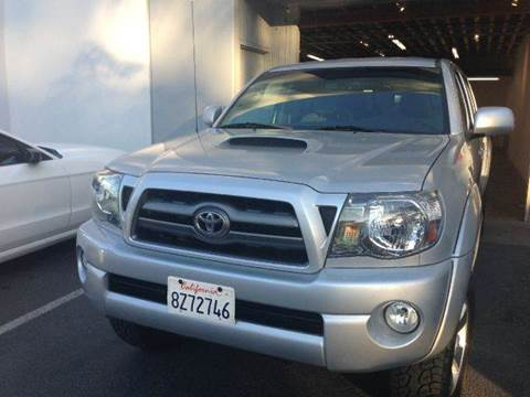 2010 Toyota Tacoma for sale at PRIUS PLANET in Laguna Hills CA