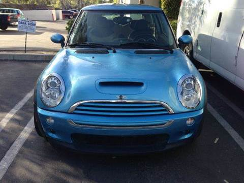 2005 MINI Cooper for sale at PRIUS PLANET in Laguna Hills CA