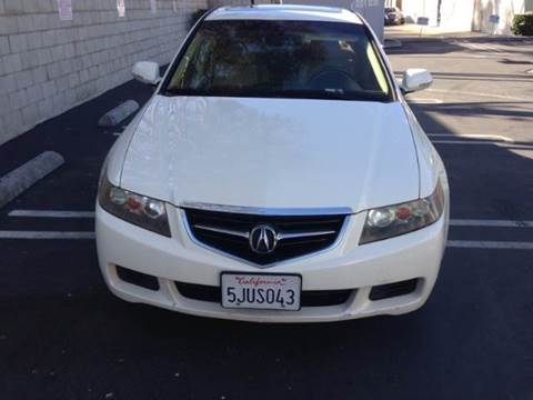 2004 Acura TSX for sale at PRIUS PLANET in Laguna Hills CA