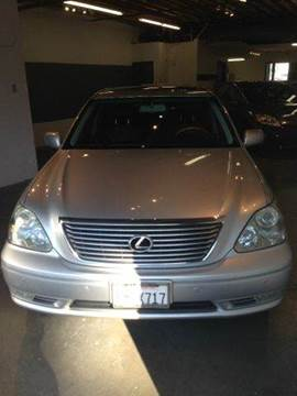 2005 Lexus LS 430 for sale at PRIUS PLANET in Laguna Hills CA