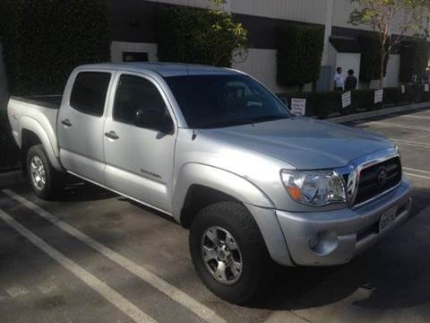 2006 Toyota Tacoma for sale at PRIUS PLANET in Laguna Hills CA