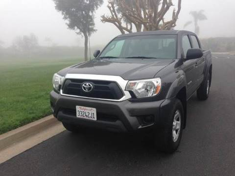 2013 Toyota Tacoma for sale at PRIUS PLANET in Laguna Hills CA