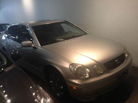 2001 Lexus GS 300 for sale at PRIUS PLANET in Laguna Hills CA