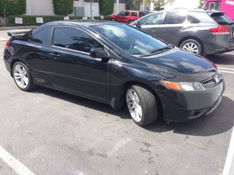 2006 Honda Civic for sale at PRIUS PLANET in Laguna Hills CA