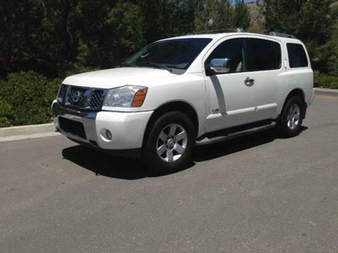 2006 Nissan Armada for sale at PRIUS PLANET in Laguna Hills CA