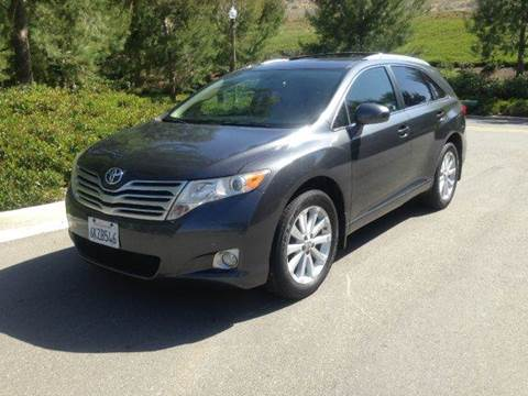 2010 Toyota Venza for sale at PRIUS PLANET in Laguna Hills CA