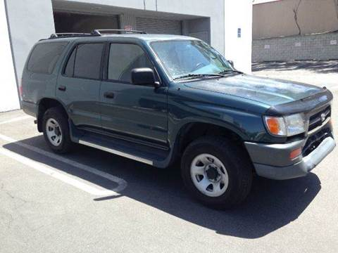1997 Toyota 4Runner for sale at PRIUS PLANET in Laguna Hills CA