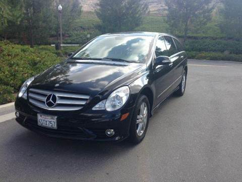 2008 Mercedes-Benz R-Class for sale at PRIUS PLANET in Laguna Hills CA
