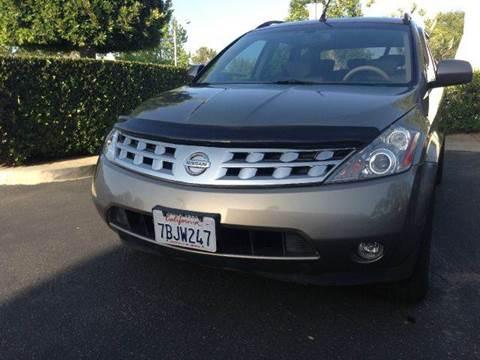 2003 Nissan Murano for sale at PRIUS PLANET in Laguna Hills CA