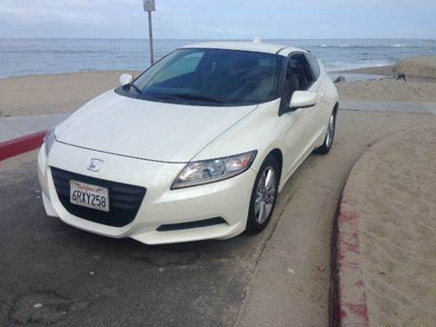 2011 Honda CR-Z for sale at PRIUS PLANET in Laguna Hills CA