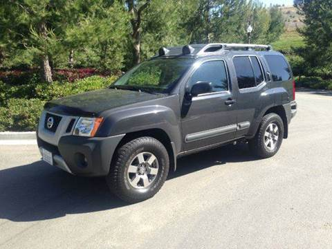 2011 Nissan Xterra for sale at PRIUS PLANET in Laguna Hills CA