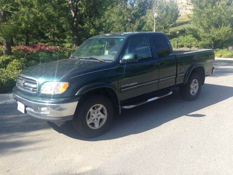 2001 Toyota Tundra for sale at PRIUS PLANET in Laguna Hills CA