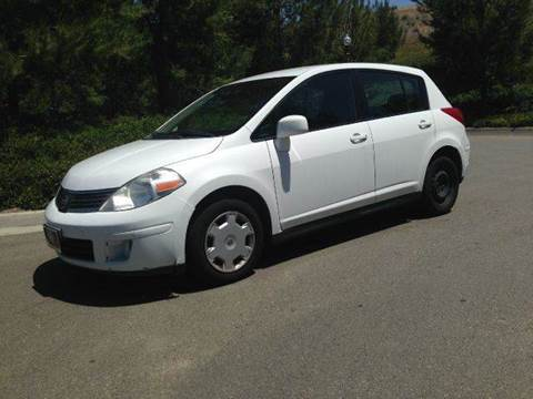 2009 Nissan Versa for sale at PRIUS PLANET in Laguna Hills CA