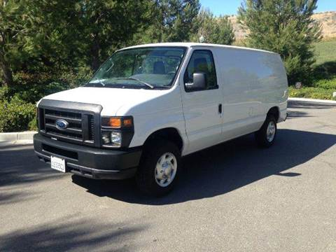 2011 Ford E-Series Cargo for sale at PRIUS PLANET in Laguna Hills CA